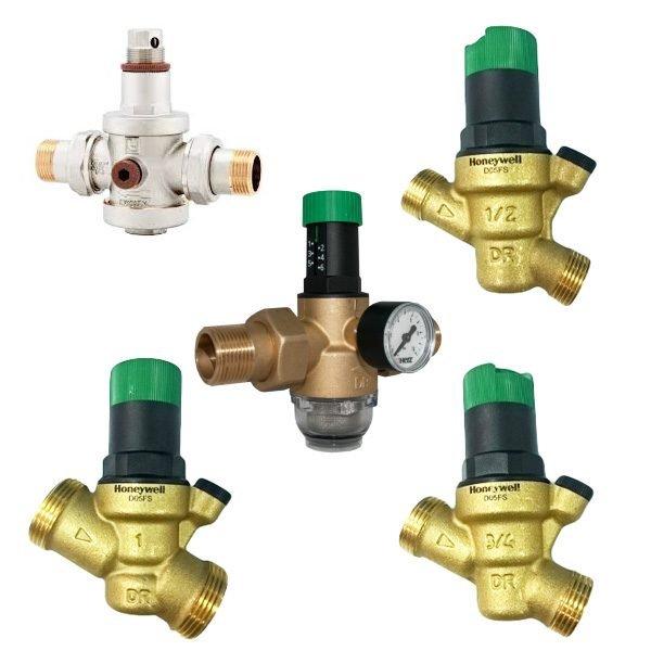 Kvalitetan reducir ventil za pitku vodu i navodnjavanje