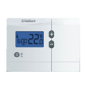 Digitalni sobni termostat Vaillant VRT 250