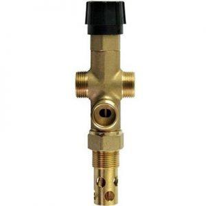 Viadrus termički ventil DBV protiv pregrijavanja