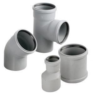 Kvalitetni plastični kanalizacijski segmenti