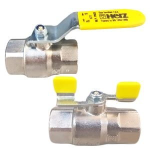 Kvalitetan kutni ventil za plin