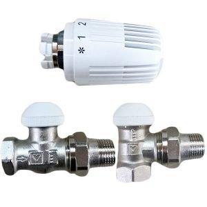 Radijatorski termostatski ventil Herz