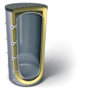 Čelični niskotlačni Bosch spremnik AT