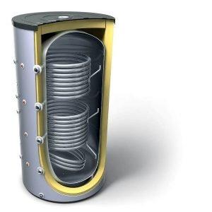 Kvalitetan čelični Bosch spremnik AT Duo