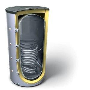 Čelični spremnik AT Uno s jednim izmjenjivačem topline