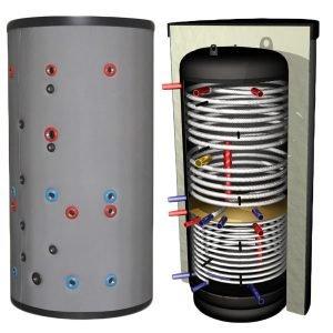 Centrometal akumulacijski spremnik CAS-850 PBS
