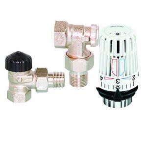 Radijatorski termostatski ventil Heimeier
