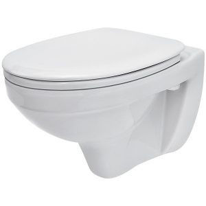 WC školjka Cersanit Defi viseća
