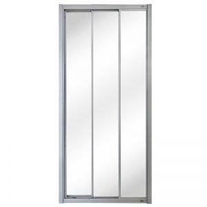 Huppe trodjelna klizna vrata