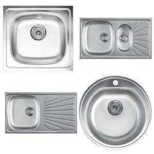 Iznimno kvalitetni sudoperi od inoxa