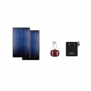 Buderus solarni paket SKN 2R ravni krov light
