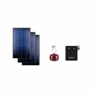 Buderus solarni paket SKN 3R ravni krov light