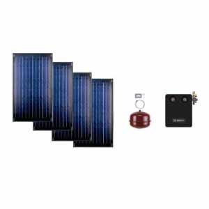 Buderus solarni paket SKN 4R ravni krov light