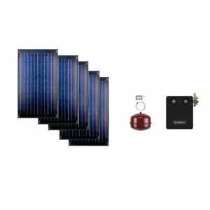 Buderus solarni paket SKN 5R ravni krov light