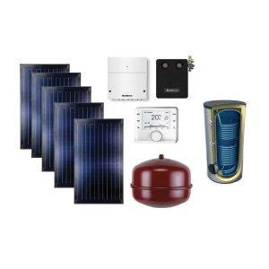 Kvalitetni Buderus solarni paket Topas VG-FS ATTD 800