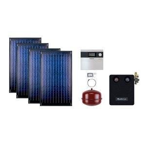 Buderus solarni paket SKN 2K kosi krov