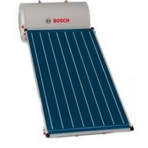 Bosch termosifonski solarni paket 200 litara za kosi krov