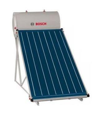 Bosch termosifonski solarni paket 150 litara za ravni krov