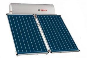 Bosch termosifonski solarni paket 300 litara za kosi krov