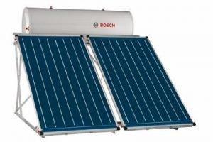 Bosch termosifonski solarni paket 300 litara za ravni krov