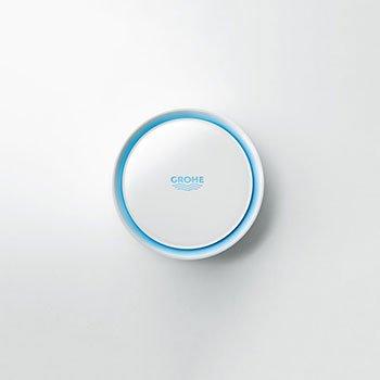 senzor za poplavu - grohe sense na podu