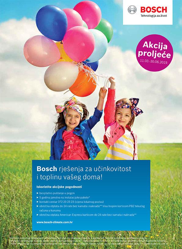 Bosch proljetna akcija 2019