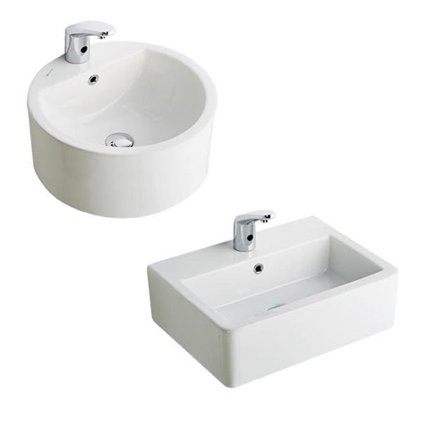Umivaonik okrugli Seramiksan AQUA