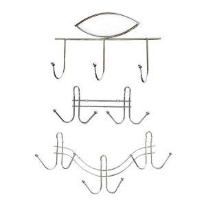 Zidne kupaonske vješalice za ručnike i odjeću