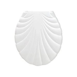 Sjedalo bijelo LIDO inox 875