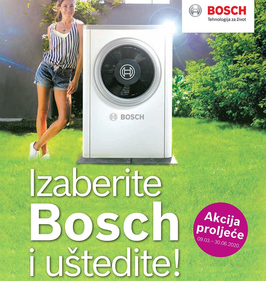 Proljetna Bosch akcija
