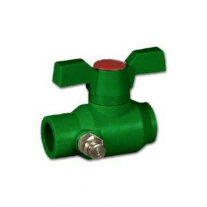 PPR ventil s ispustom