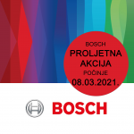 Bosch proljetna akcija